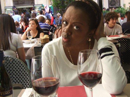 Vineria Il Chianti : La famosa cuoca brasiliana Natalia Costa chef patronne dell'Oficina do Sabor di Milano