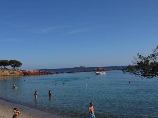 Plage de Palombaggia: La plage