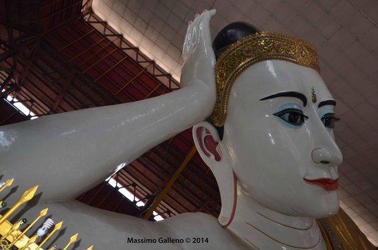 Chaukhtatgyi Buddha : da vedere