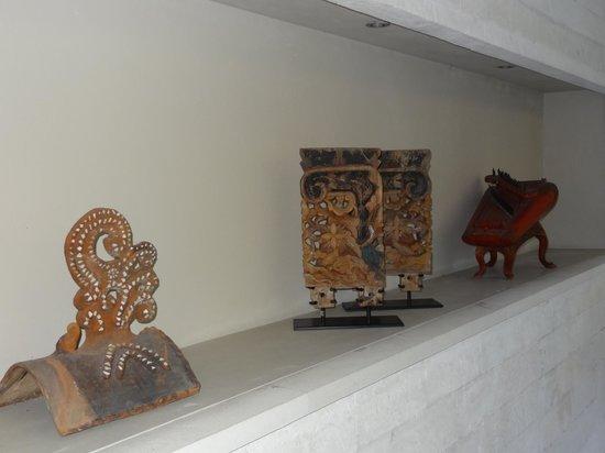 Sudamala Suites & Villas: kunstgalerij