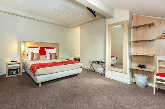 D'win Hotel : Chambre Familiale