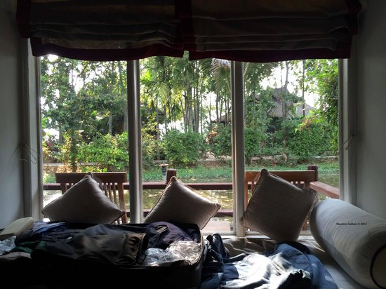 Inle Resort & Spa: vista