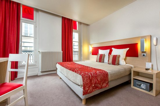 D'win Hotel: Chambre Double Confort