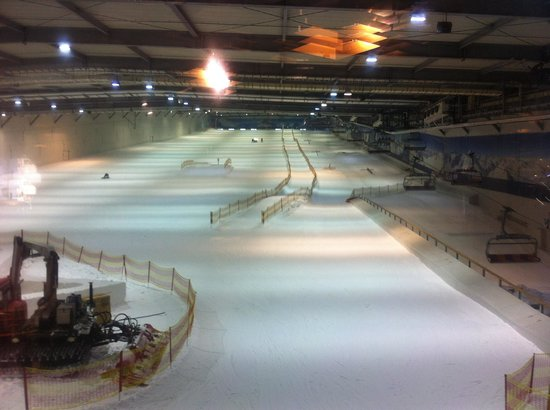 Snow Dome Bispingen: Easter Weekend