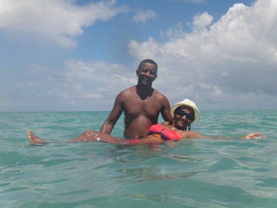 Salinas Maragogi All Inclusive Resort: praia com meu amor
