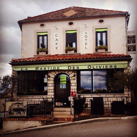 La Bastide des Oliviers: Front Door