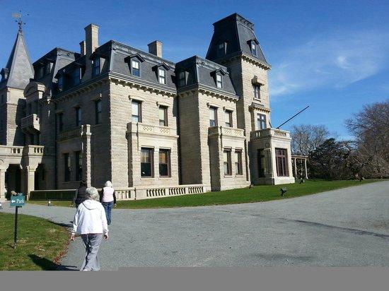 Newport Mansions: Chateau Sur La Mer, Newport, RI