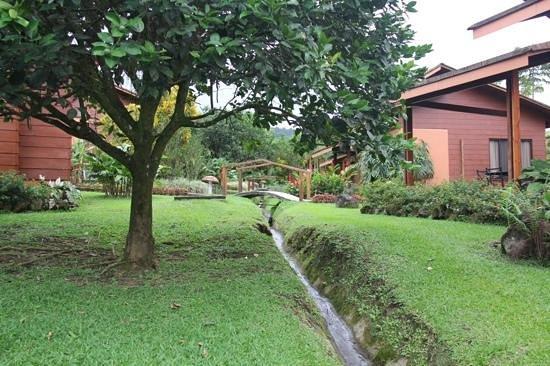 Hotel El Silencio del Campo: The grounds at Hotel Silencio
