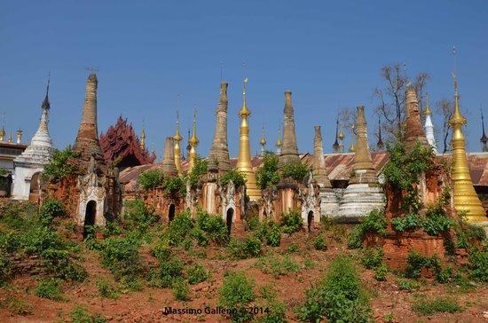Village Indein : Il sito archeologico