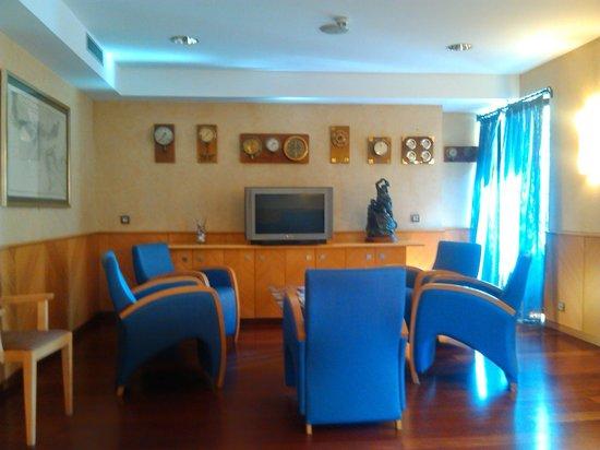 Hotel del Mar: Sala