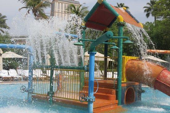 Grand Hyatt Dubai : детский бассейн