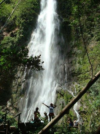 Boca da Onça Falls: Maior cachoeira do estado