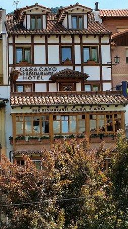 Restaurante Casa Cayo: Fachada