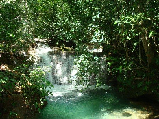 Boca da Onça Falls: Cachoeira