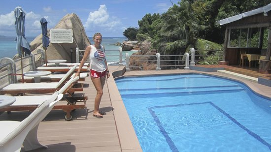 Patatran Village Hotel : piscine de l'hôtel