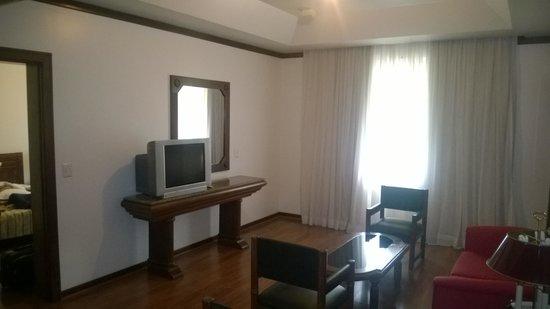 """Tropical Manaus Ecoresort: Junior Suite """"Living room"""""""