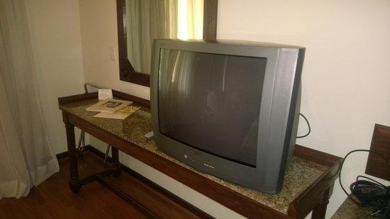 Tropical Manaus Ecoresort: Junior Suite - TV