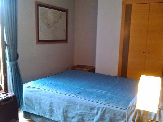 Hotel del Mar: habitacion