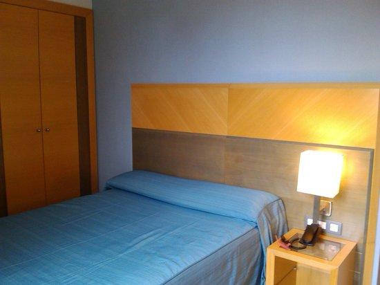 Hotel del Mar: habitacion matrimonio