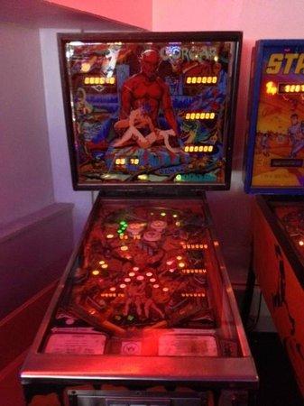 Astro City: Gorgar Pinball