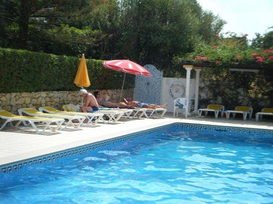 Balaia-Sol Holiday Club: quite pool area