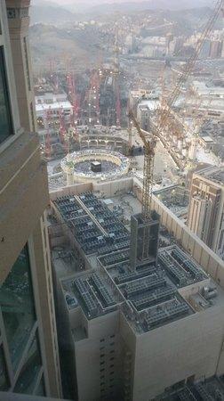 Movenpick Hotel & Residences Hajar Tower Makkah: Ka'aba view