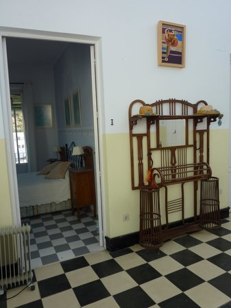 Pension El Torreon B&B: Great bedroom