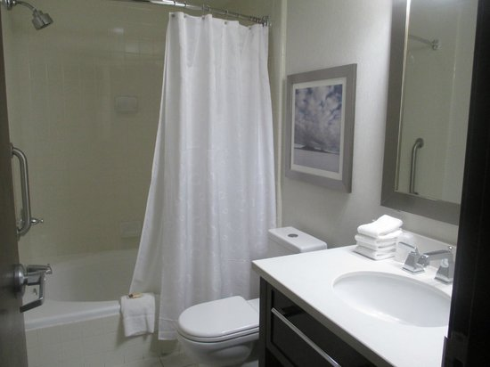 Sheraton Salt Lake City Hotel: Bathroom