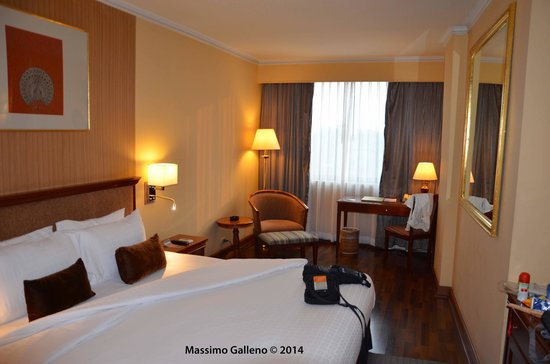 Mandalay Hill Resort: Le camere