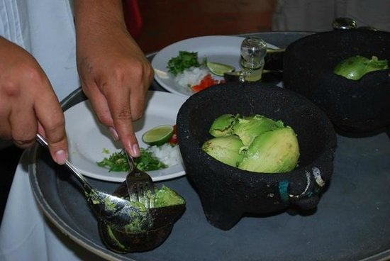 Conciencia Tours & Travel : La guacamole de Valladolid