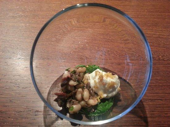 KOISHI fish & sushi restaurant: apetizer