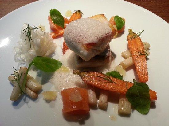 KOISHI fish & sushi restaurant: butterfish