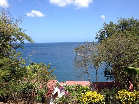 Ti Kaye Resort & Spa: View from Oceanview Room