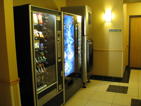 Days Inn Brigham City: Vending Area