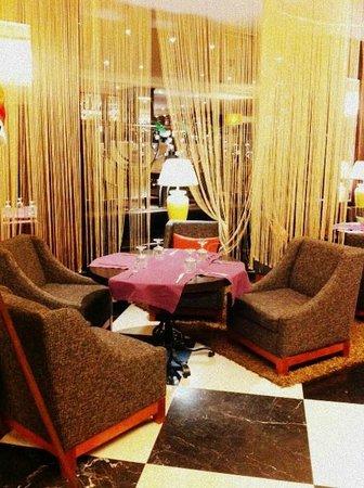 Solo Sokos Hotel Vasilievsky: Ресторан