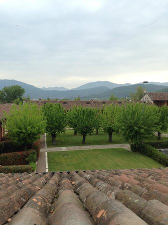 Santellone Resort : Вид из номера 2