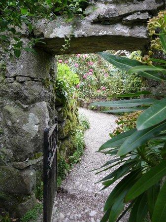 Plas yn Rhiw: Hidden places in the garden