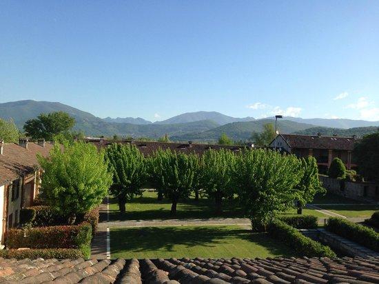 Santellone Resort : Вид из номера
