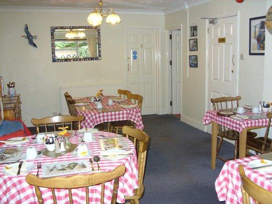 Ashdene Guest House: Dining Room