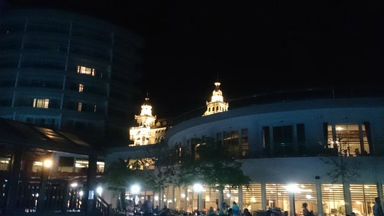 Liberty Hotels Lara : Night on the terrace