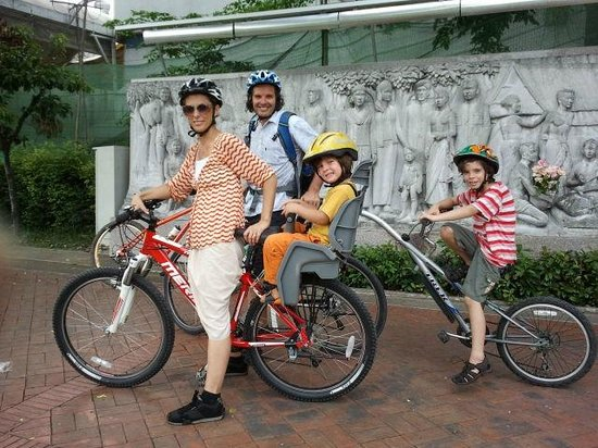 Grasshopper Adventures: Your kids will never forget riding with you through Bangkok