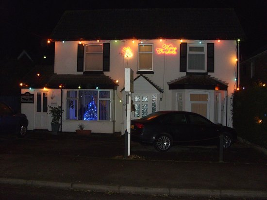 Ashdene Guest House: Christmas Lights