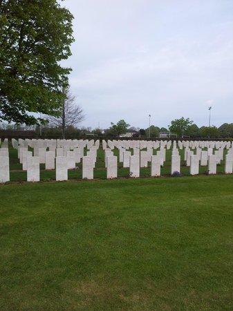 Cimetière Militaire Britannique : Cemetery 2