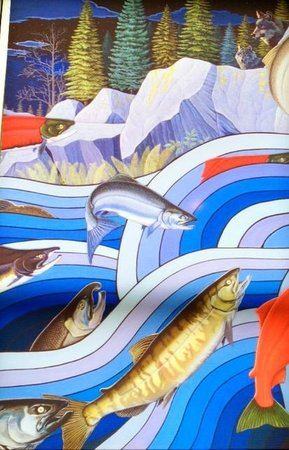 Sitka Sound Science Center: SSSC Art by Alaska Artist Ray Troll