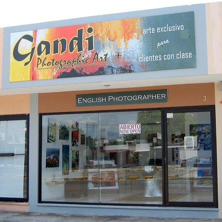 Gandi Photographic Art