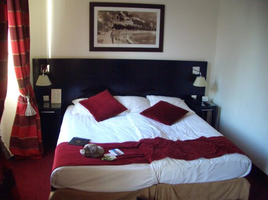Hotel Ellington: Lovely Comfortable Beds