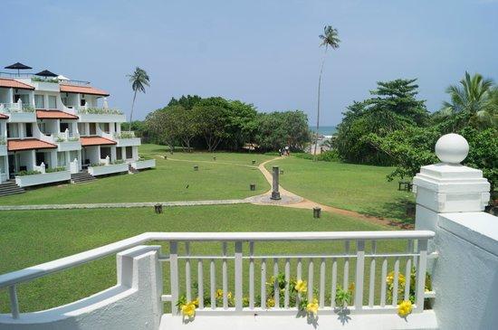 Vivanta by Taj - Bentota: Вид со  2 этажа.
