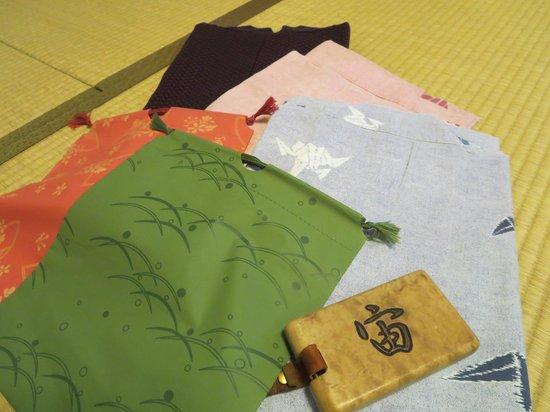 Yukimurasaki: 浴衣と鍵