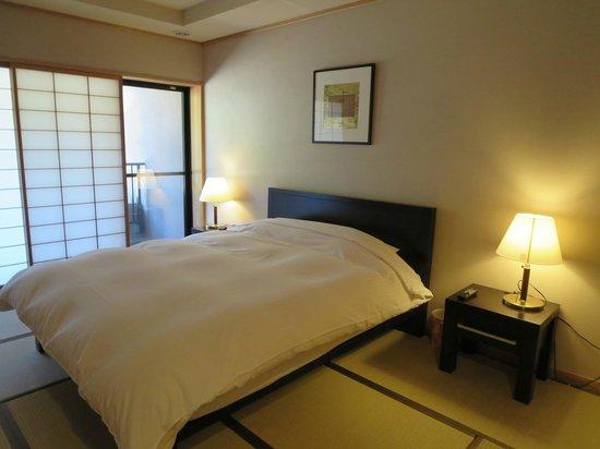 Yukimurasaki: 寝室