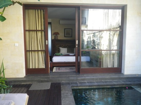 Gending Kedis Villas & Spa Estate : la chambre suite